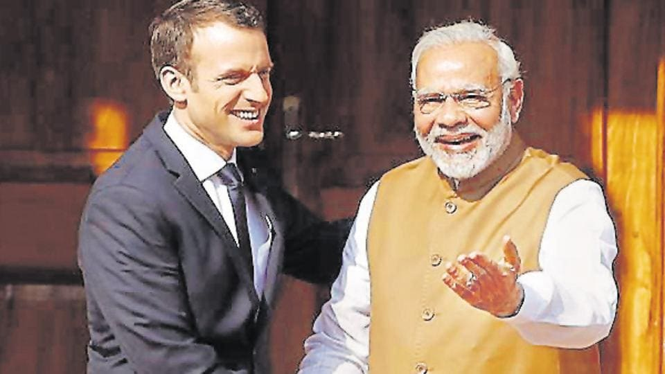Prime Minister Narendra Modi and President Emmaneul Macron have focused on deepening the India-France strategic partnership over the last six years