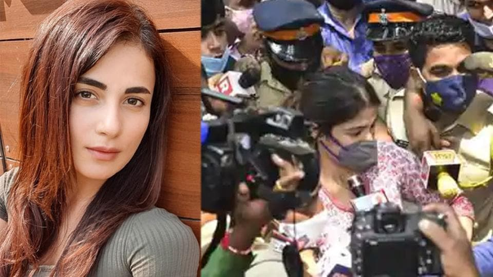 Radhika Madan has shared a post about how Rhea Chakraborty is treated in the Sushant Singh Rajput case.