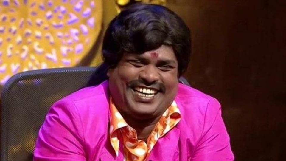 Tamil actor Vadivel Balaji dead at 45.