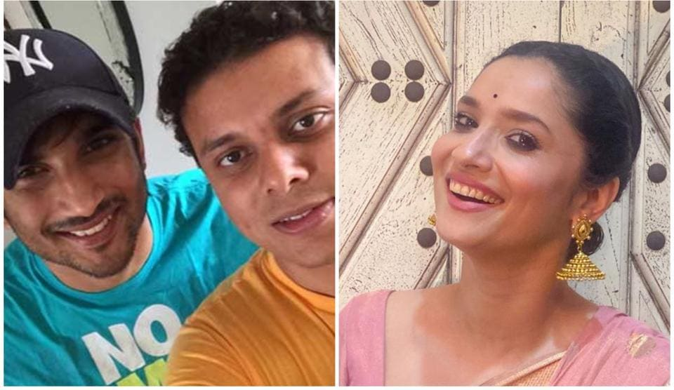 Vishal Kirti came out in support of Ankita Lokhande amid her verbal spat with Shibani Dandekar.
