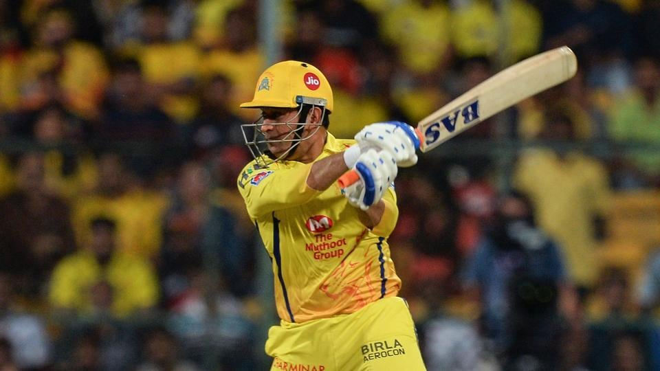 IPL 2020: MS Dhoni's humongous six lands outside the ground in CSK's practice match - WATCH VIDEO - Hindustan Times