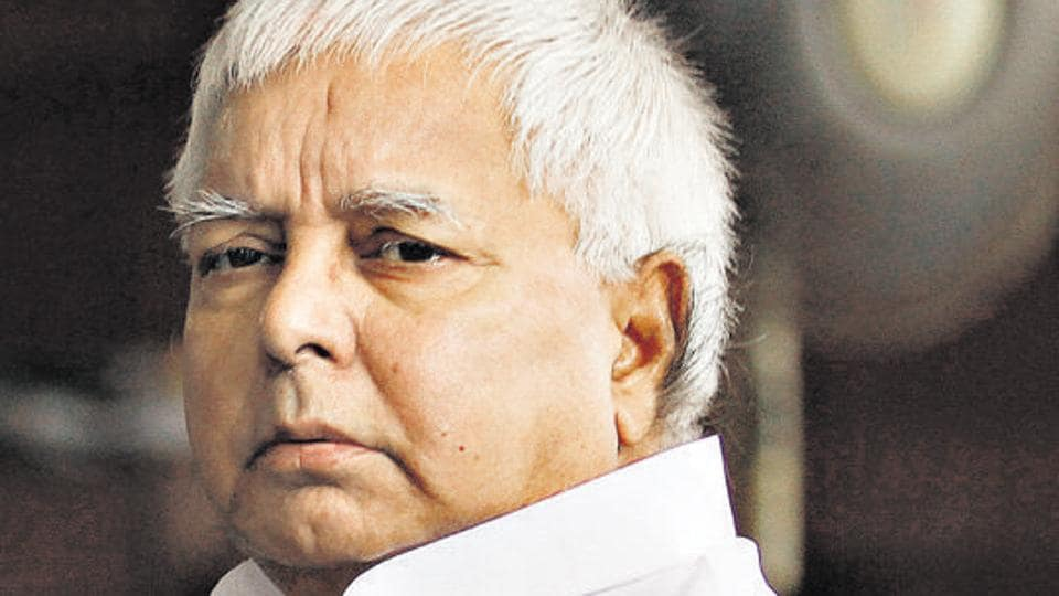 '27 days remain for Lalu Yadav to complete half sentence in fodder scam case': HC - Hindustan Times