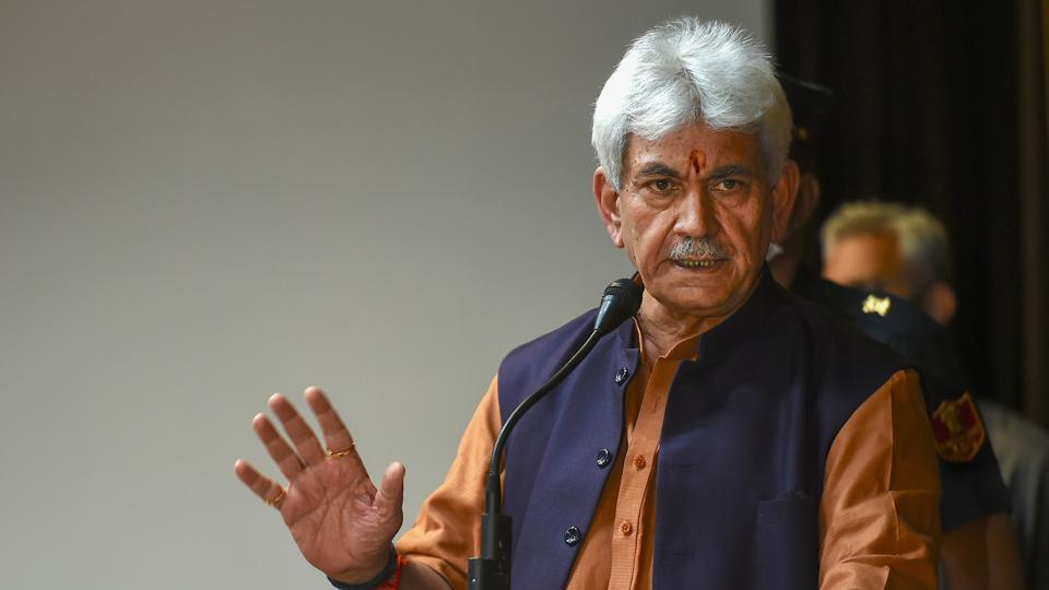 """""""Jammu and Kashmir will be the first Union Territory (UT) to be linked with Centre's CPgram,"""" he added."""