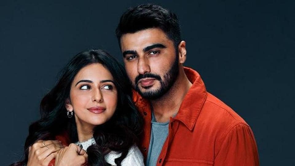 Rakul Preet Singh was on her way to shoot film with Arjun Kapoor when told of his Covid-19 diagnosis: 'The plane was still on runway'