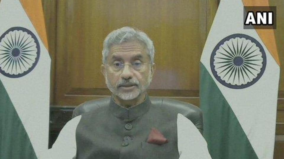 External affairs minister S Jaishankar also referred to India's role in development aid and talked about the infrastructure created by the Indian partnership that spreads across all 34 provinces of Afghanistan.
