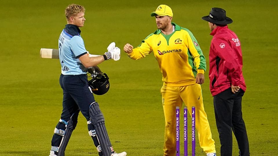 Australia defeated England by 19 runs in the first ODI on Saturday to tale a 1-0 lead in the three match series (GETTY)