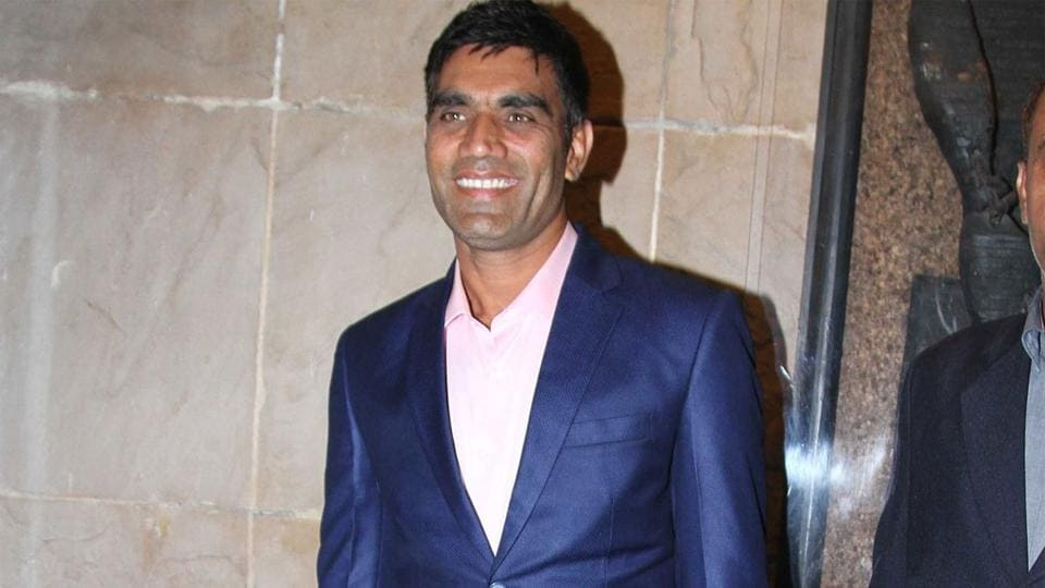 Munaf Patel recently played for India legends in March this year.