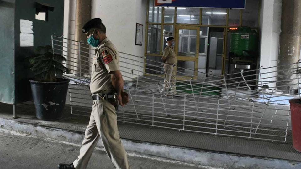 Haryana police formed a special investigation team on Friday after a Muslim barber alleged his right arm was hacked off by four people in Panipat on August 24.