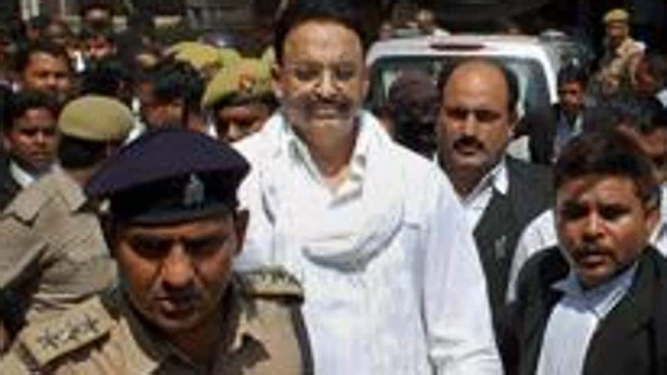 Mukhtar Ansari was elected as an MLA from the Mau assembly seat in Uttar Pradesh.