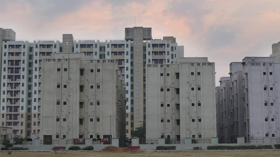 The DDA had put on sale 18,000 flats, in various categories, in its housing scheme in March, 2019,  before the parliamentary elections.