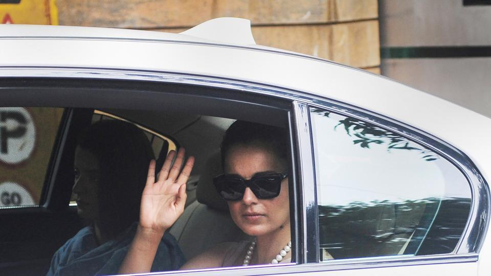 Am not a politician, says Kangana: What transpired in her meeting with governor - Hindustan Times