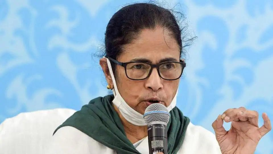 Mamata Banerjee launched an all-new three-tier Hindi cell of the Trinamool Congress.