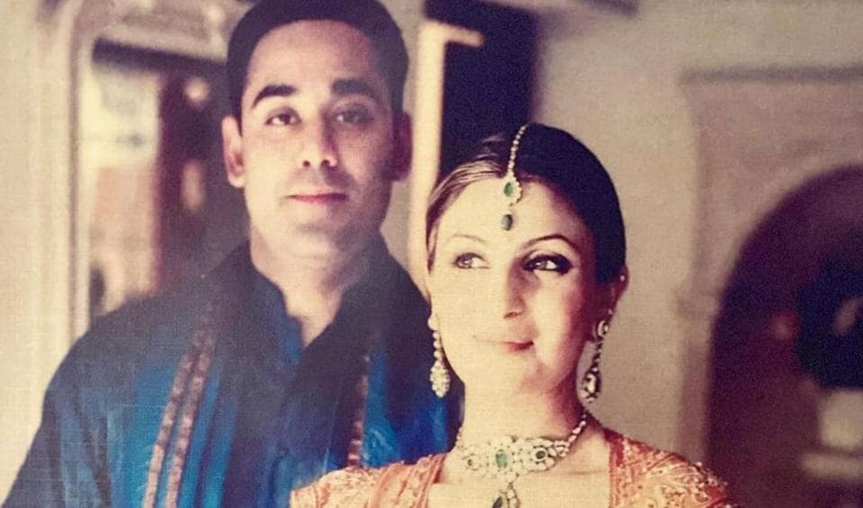 Riddhima Kapoor Sahni's husband Bharat counts down to her birthday with rare throwback photo