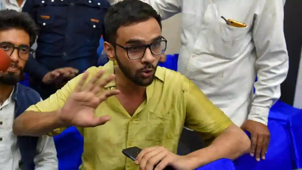 Umar Khalid arrested in connection with North-East Delhi riots - Hindustan Times