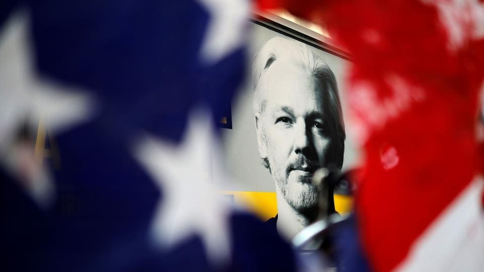 US lawyer says Julian Assange faces decades in prison if convicted