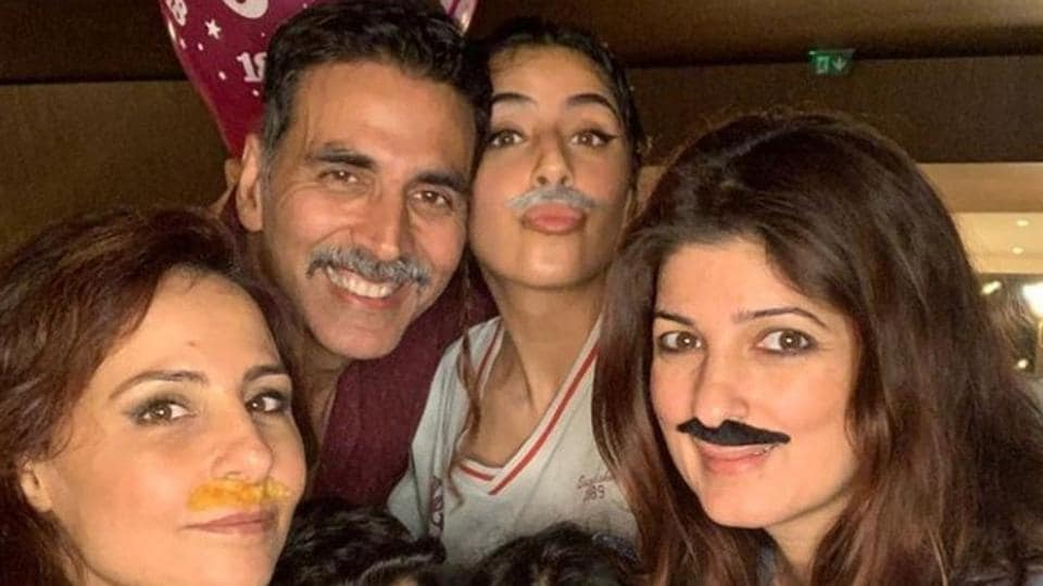 Twinkle Khanna gives a peek into son Aarav's 18th birthday party: 'So proud of the man you have become'