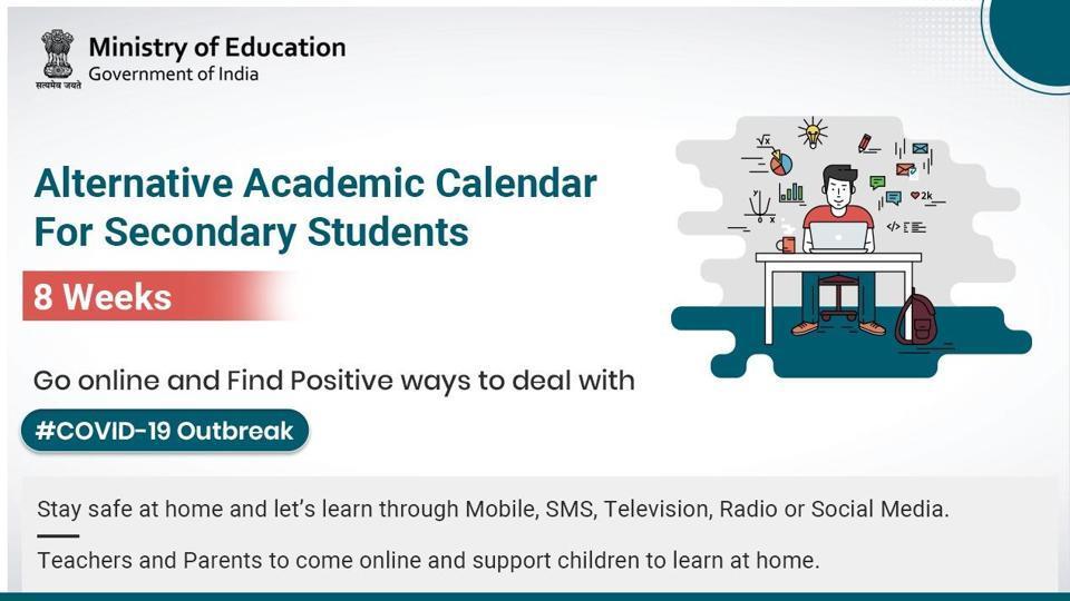 An 8-week alternative academic calendar for classes 9 to 12.