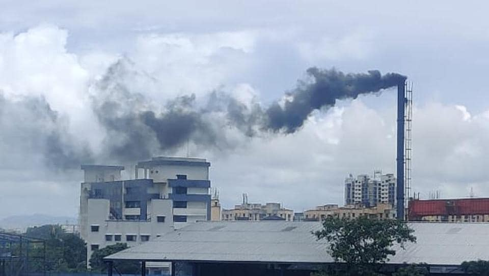 MPCB said black smoke was being generated from burning a voluminous amount of personal protective equipment (PPE) kits daily but the unit was not violating emission norms for nitrogen dioxide (NO2).