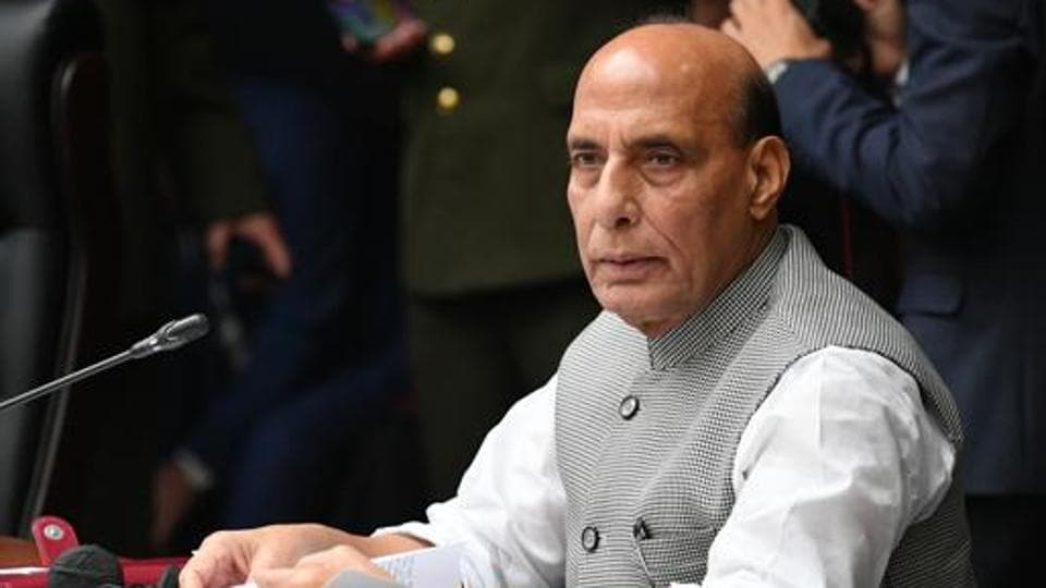 Defence Minister Rajnath Singh likely to address Parliament today on India-China border issue - Hindustan Times