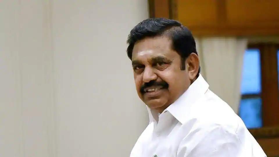 Chief minister of Tamil Nadu Edappadi K Palaniswami.(PTI File Photo)