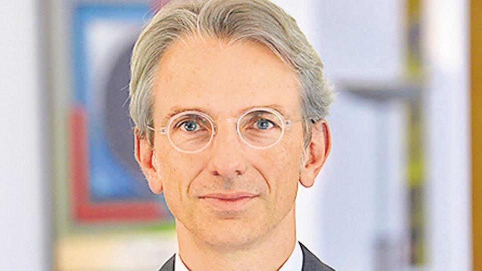 Emmanuel Lenain, ambassador of France.