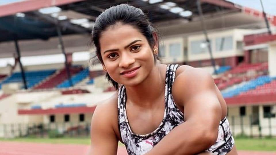 Indian sprinter Dutee Chand has been conferred with the Arjuna award