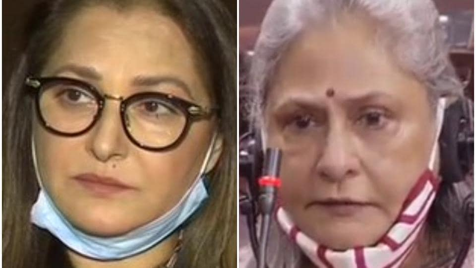 Jaya Prada says Jaya Bachchan is 'doing politics' over drugs issue, supports Ravi Kishan – bollywood