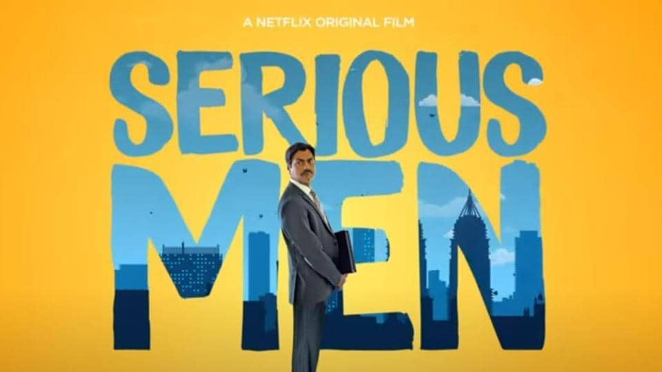 Nawazuddin Siddiqui in a still from Serious Men teaser.