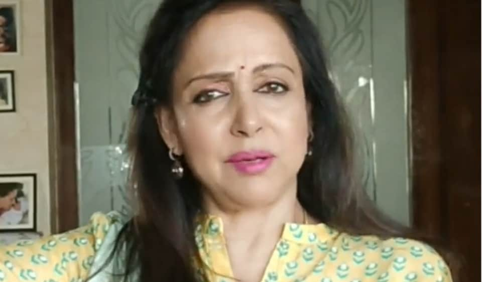 HemaMalini said that the portrayal of the film industry as a 'haven for drug addicts' was 'unacceptable'.