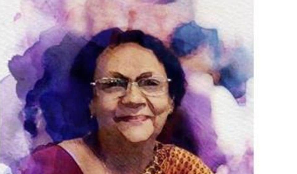 Dipika Chikhlia lost her mother last Saturday.