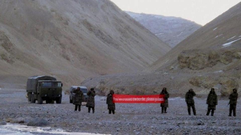 China belts out Punjabi numbers for Indian soldiers at Ladakh. It is a '62 trick