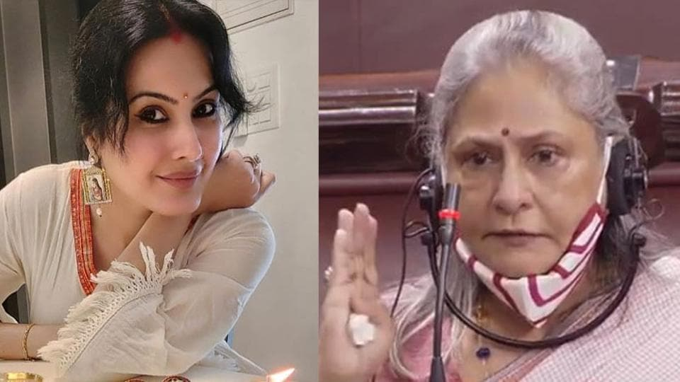 Kamya Panjabi hails Jaya Bachchan, slams troll for dragging Aaradhya's name: 'Where is Sushant Singh Rajput in all this?'