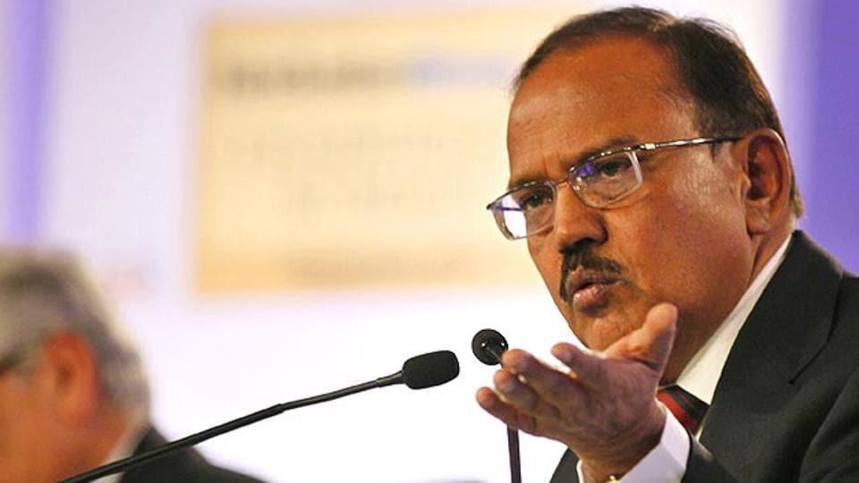 File photo: National security advisor Ajit Doval.