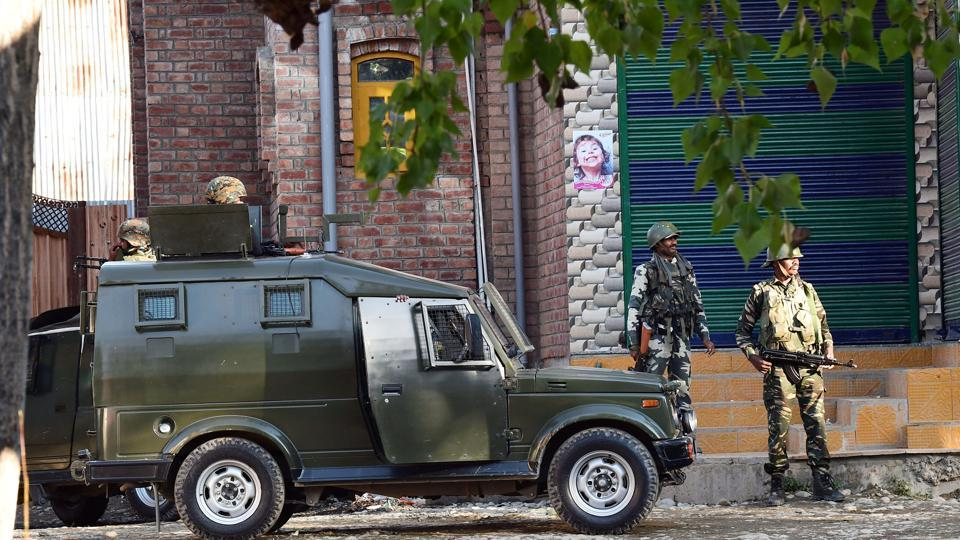 "The alleged assault triggered outrage among the journalistic fraternity in the Kashmir Valley, where calls were made  to the lieutenant governor and the police top brass to ""sensitise"" members of security forces about how media professionals function."