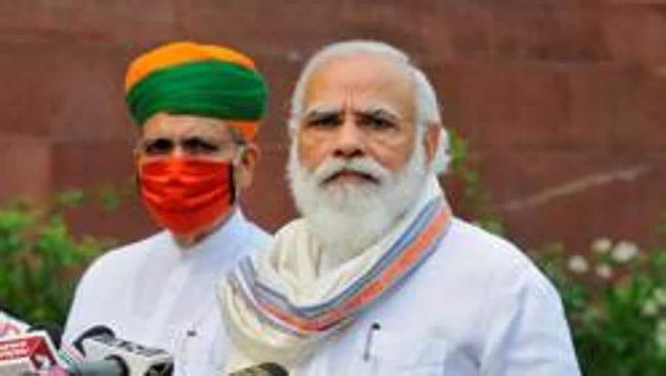 Self-reliant Bihar a must for Atmanirbhar Bharat: PM Modi - Hindustan Times