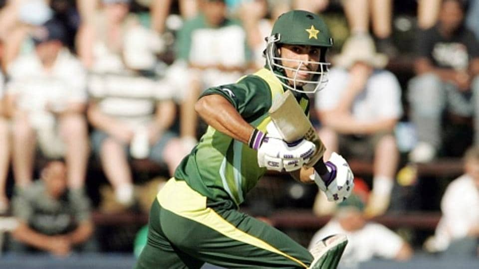 Imran Nazir of Pakistan in action during the final match of the ICC Twenty20 World Cup between Pakistan and India held at the Wanderers Cricket Stadium on September 24, 2007 in Johannesburg, South Africa.