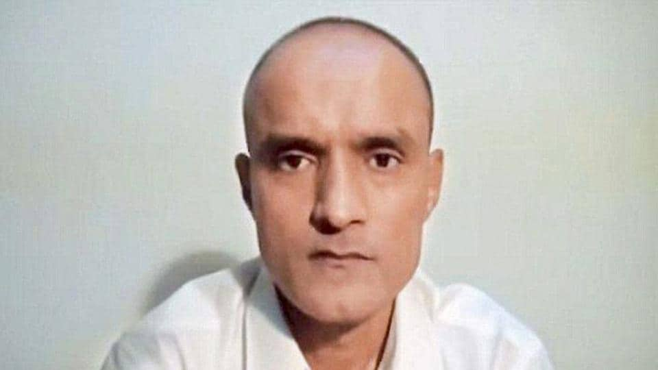 Jadhav, 50, was arrested by Pakistani security agencies in Balochistan in March 2016 and charged with involvement in spying.