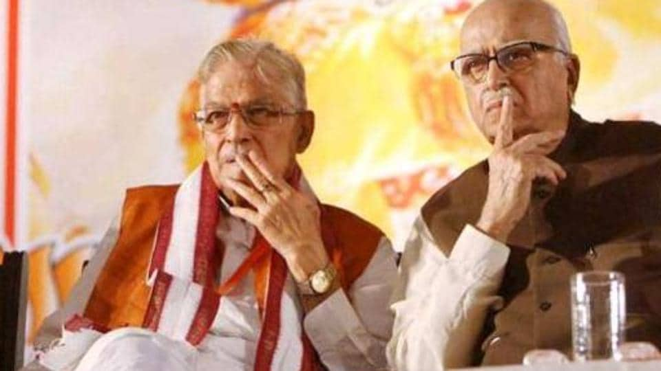 Senior BJP leaders LK Advani and Murli Manohar Joshi are among the accused in the case.