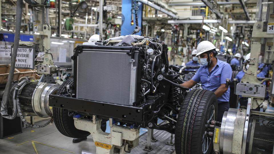 Things changed rapidly during the day, with Toyota Kirloskar first expressing its commitment to India and later Kirloskar making public the investment plans.