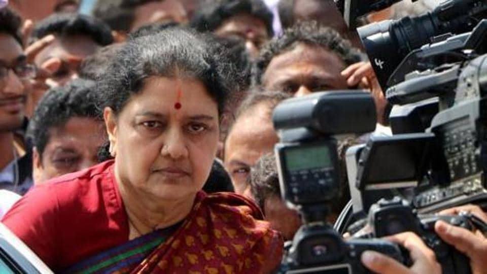 According to Sasikala's lawyer Raja Sendur Pandian, Sasikala is eligible to be released as early as by end of this month although this could not be independently confirmed by HT with prison authorities.