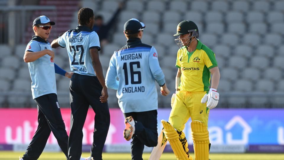 England vs Australia 3rd ODI live score and updates
