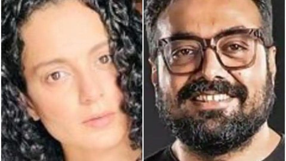 Anurag Kashyap and Kangana Ranaut's relationship soured over the years.