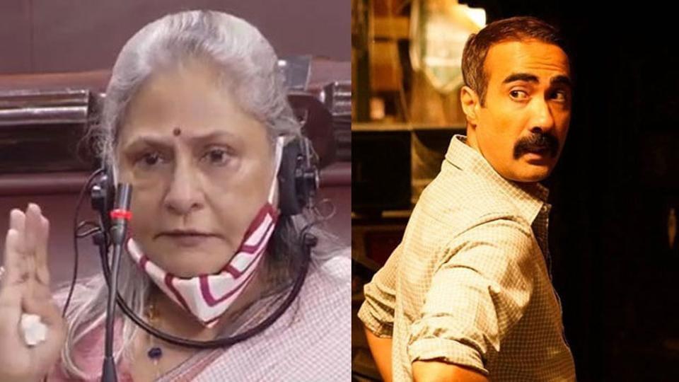 Ranvir Shorey has opposed Jaya Bachchan's recent speech.