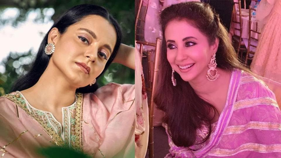 Urmila Matondkar has asked Kangana Ranaut to reveal all that she knows about drug links in Bollywood.