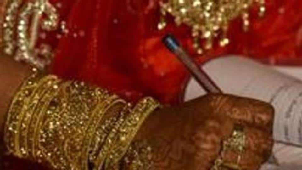 The SIT probe has been ordered even as the woman recorded her statement in Delhi's Tis Hazari court, saying she married on her own volition.