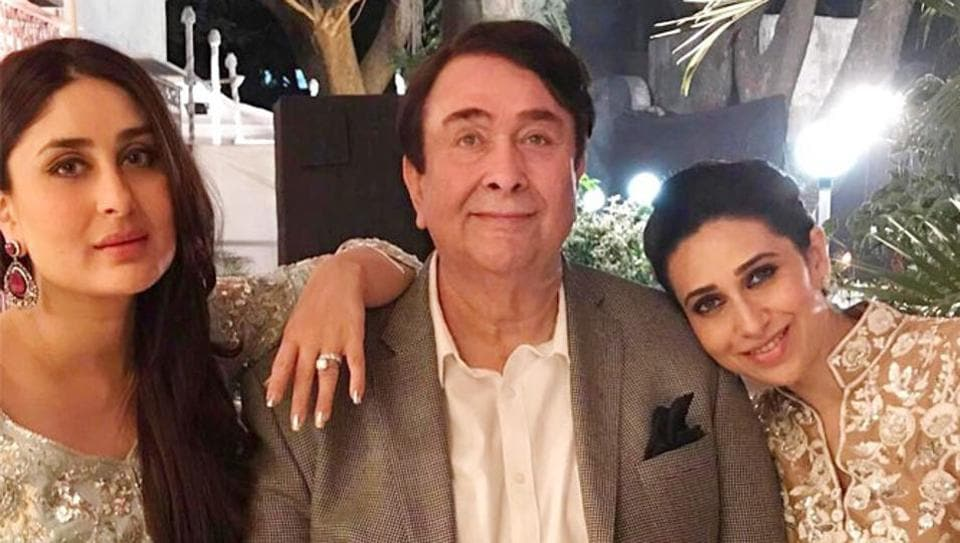 Randhir Kapoor on joining Instagram: 'It was entirely Karisma and Kareena's decision'