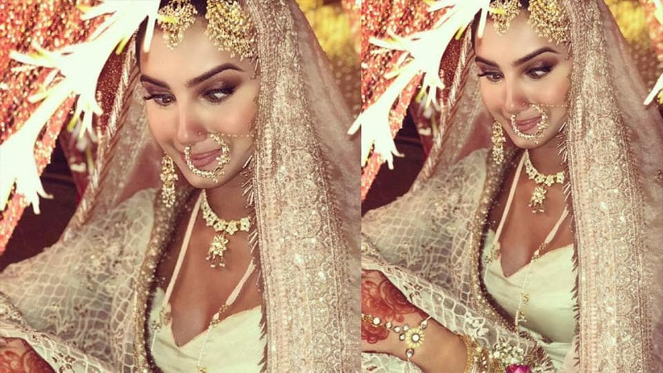 Tara Sutaria shares throwback pic in bridal look: 'Letting the inner bridezilla out before the real deal happens'