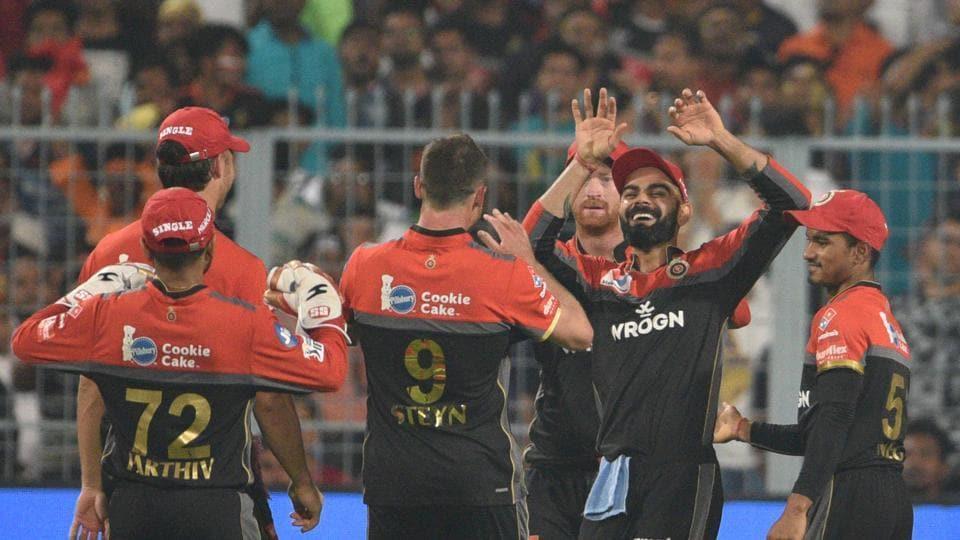 File photo of Royal Challengers Bangalore. (Photo by Samir Jana / Hindustan Times)
