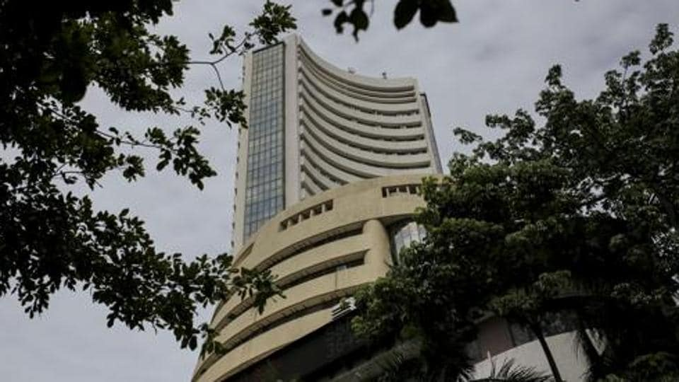 The 30-share BSE index was trading 216.76 points or 0.55 per cent lower at 39,086.09; while the NSE Nifty fell 44 points or 0.38 per cent to 11,560.55.
