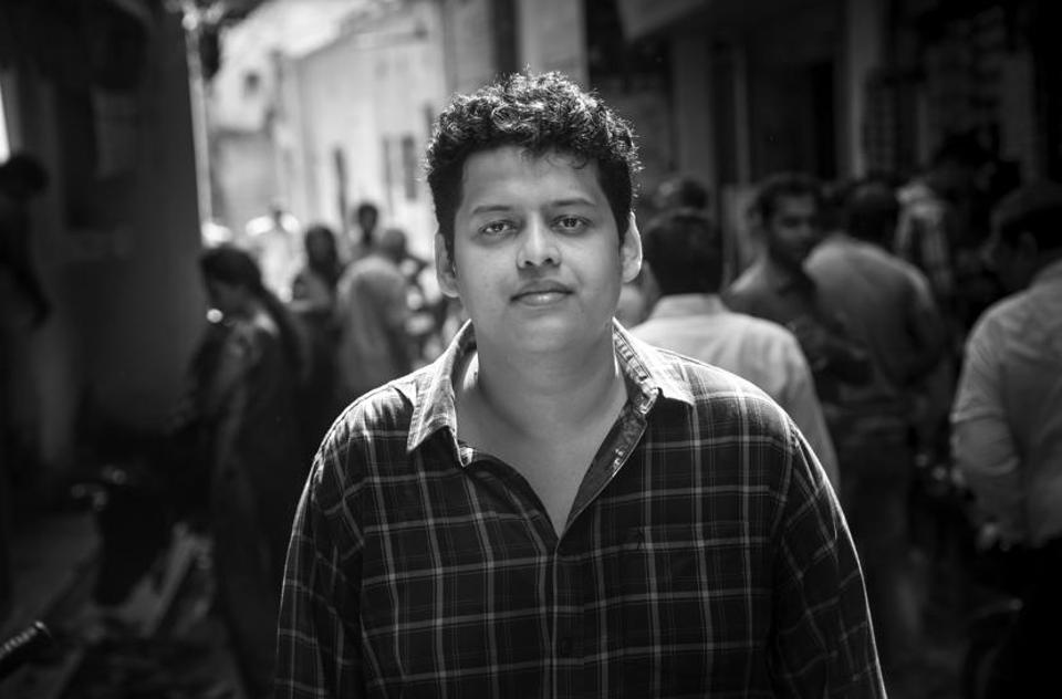 'Audiences are warming up to all kinds of content that's well made. So if I have a story to tell, I tell it. And if my story is set in a village in Gujarat, I'm not telling that story in English,' Tamhane says.